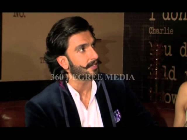 Ramleela Movie trailer launch - Ranveer Kapoor praising Sanjay Leela Bhansali Travel Video