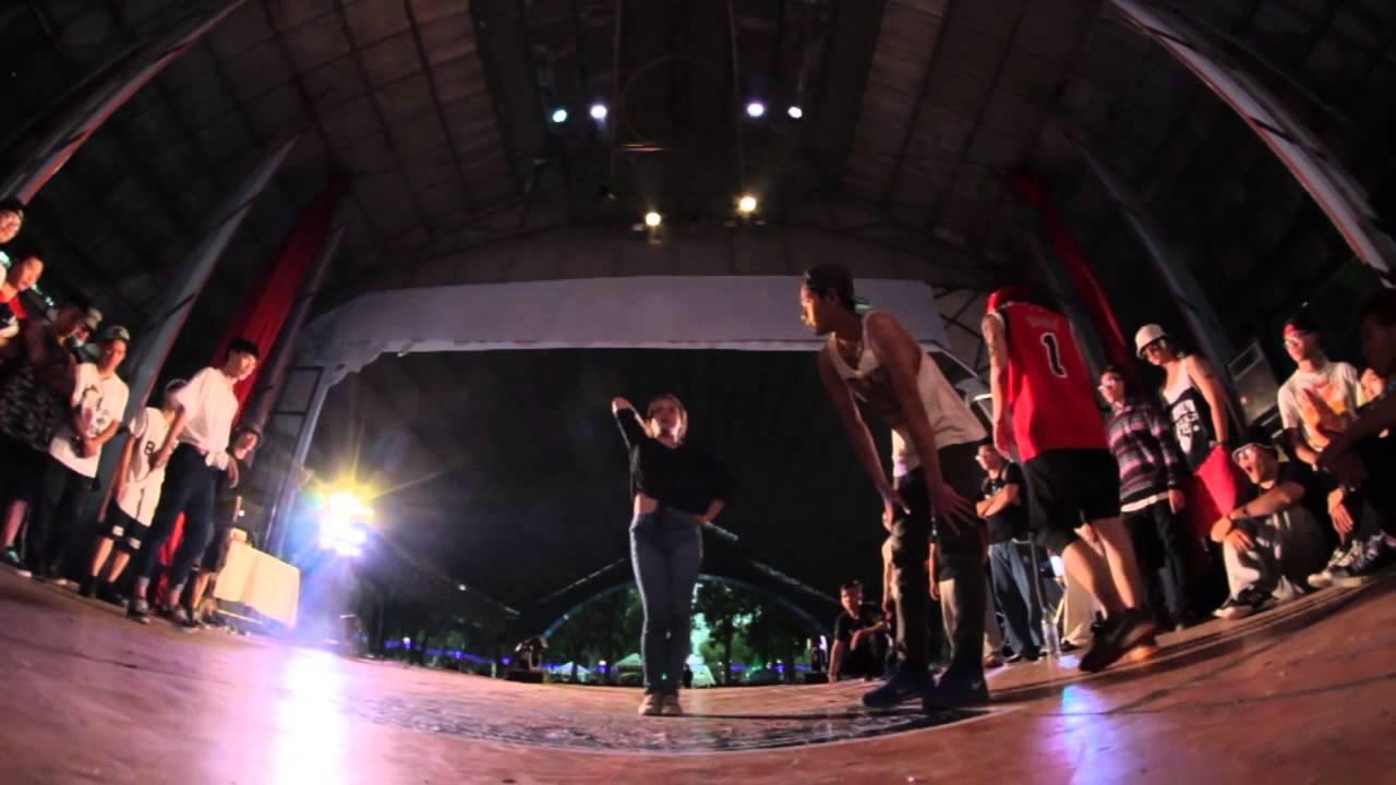 Funky Beast vs Beast Mode //HIPFEST – Final Allstyle