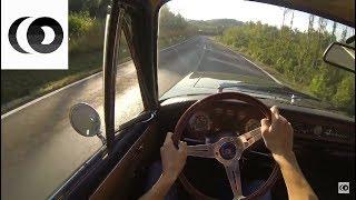 1975 Lancia Fulvia 1.3S - POV Drive