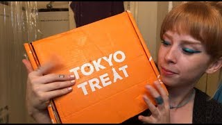 ASMR ~ TokyoTreat Japanese Treat Tasting 🍬🍭