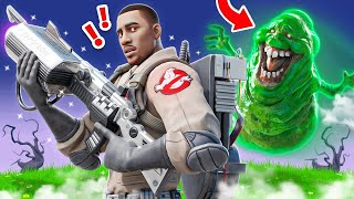 The *ULTIMATE* Fortnite GHOSTBUSTERS Challenge!
