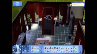 The Sims 3 : Master Suite Stuff Pack Item showcase + Fashion