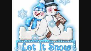 let it snow by Dean Martin *LYRICS*