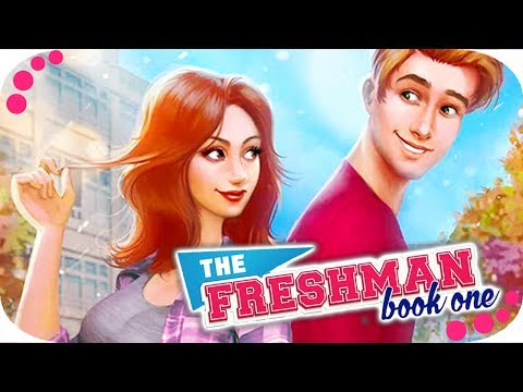 THE FRESHMAN | BOOK ONE – CHAPTER 1 // Welcome To Hartfeld University!🏫 | Choices - Story App Game