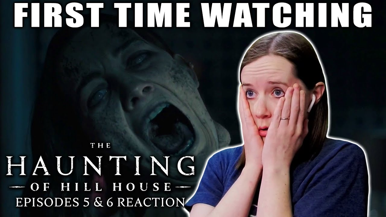 Download The Haunting of Hill House   Episodes 5 & 6   TV Reaction   WAKE UP!