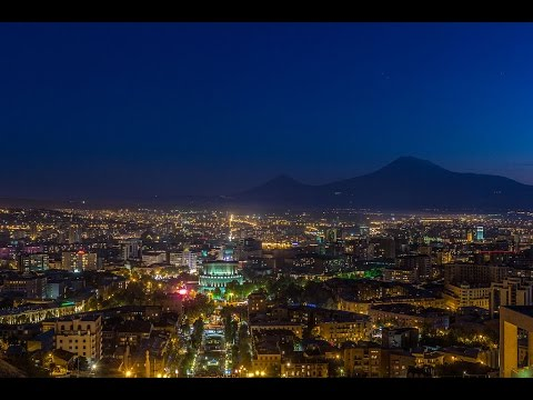 Yerevan Armenia - one of the oldest cities in the world