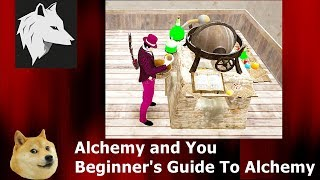 Black Desert - Introduction To Alchemy