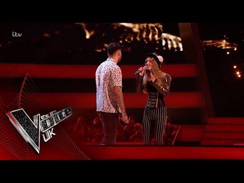 Jake Benson VS Jilly Riley - 'Every Breath You Take': The Battles | The Voice UK 2018