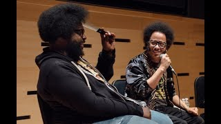 Boots Riley & Questlove | Sorry to Bother You | Film Comment Talk