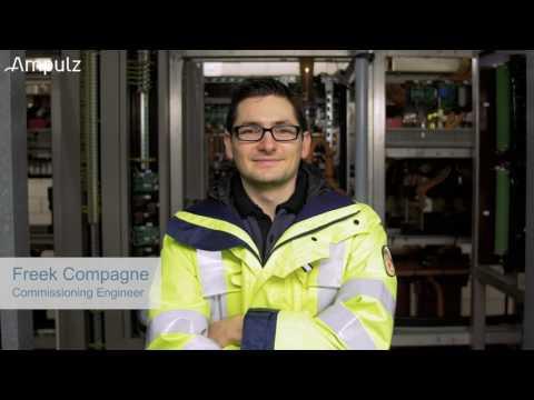 Commissioning Engineer - werken bij Ampulz