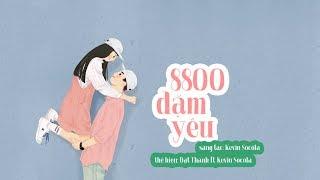 8 ngàn 800 dặm yêu (Nhạc phim 8800 dặm yêu) - Đạt Thành ft Kevin Sôcôla「Lyric Video」Meens