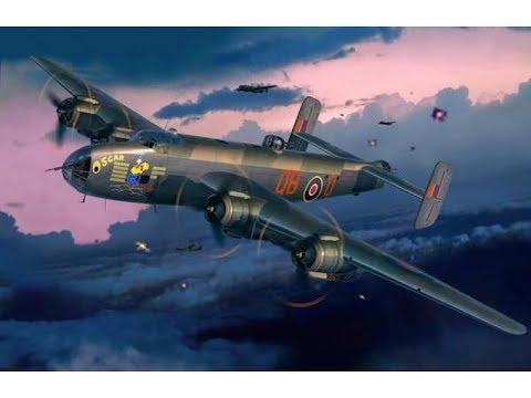 Revell 1/72 Halifax Mk.III - Part 1