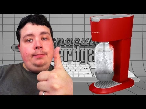 Thumbnail: Sodastream Homemade Soda Maker - Should you get one?