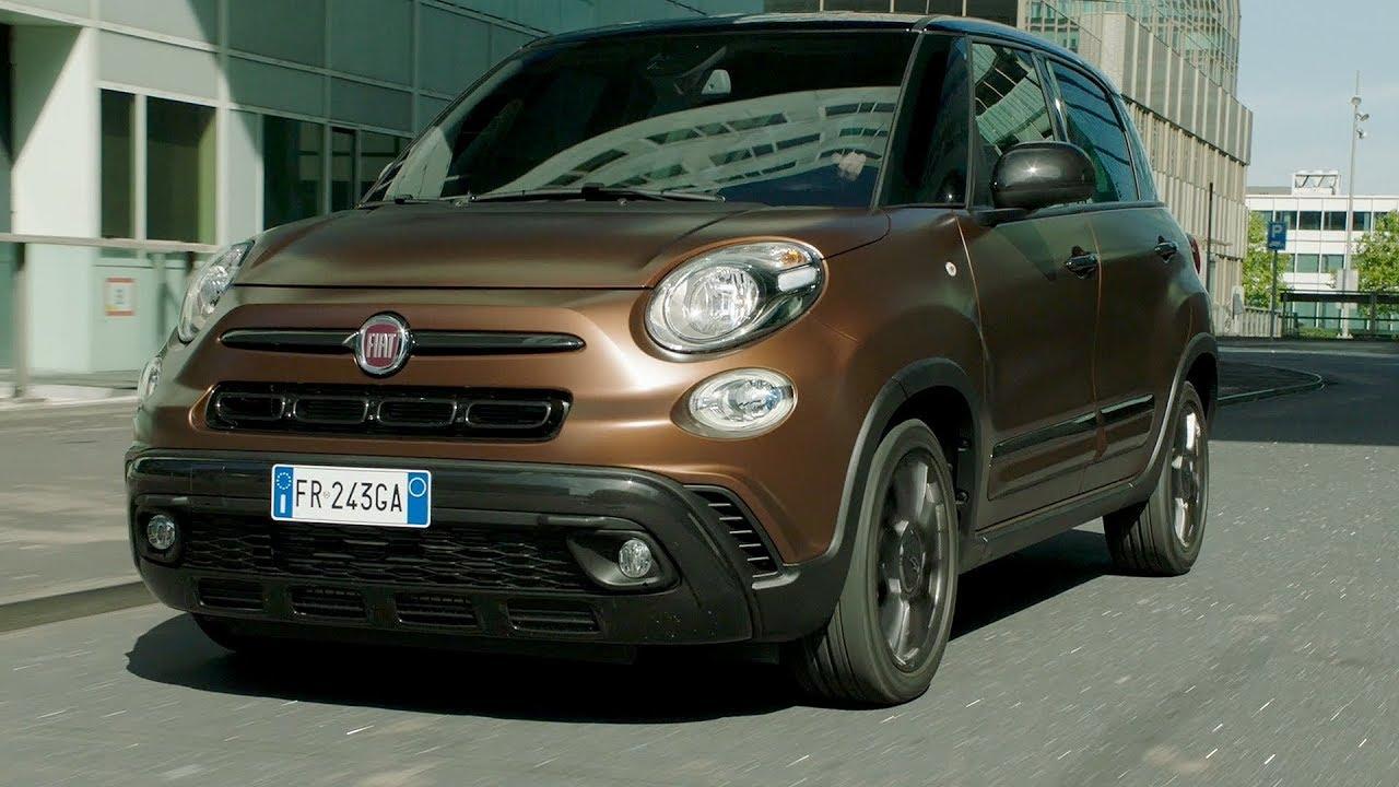 2019 Fiat 500l S Design