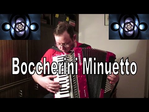 Luigi Boccherini: Minuetto on Accordion - Murathan