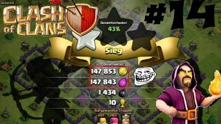 Oh mein Gott! - Let's Play Clash of Clans [#014] (german/deutsch) 1080p/Full HD