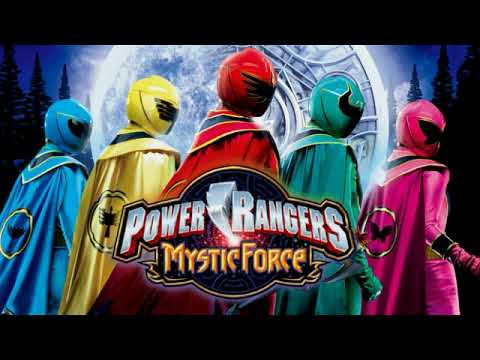 Power Rangers Mystic Force theme