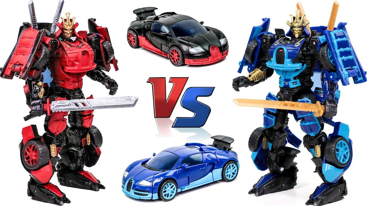 Transformers 5 tlk custom bugatti drift vs movie 4 drift - Autobot drift transformers 5 ...