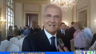 Sergio Lari, commendatore
