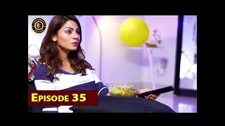 Dard Ka Rishta Episode 35 - Top Pakistani Drama