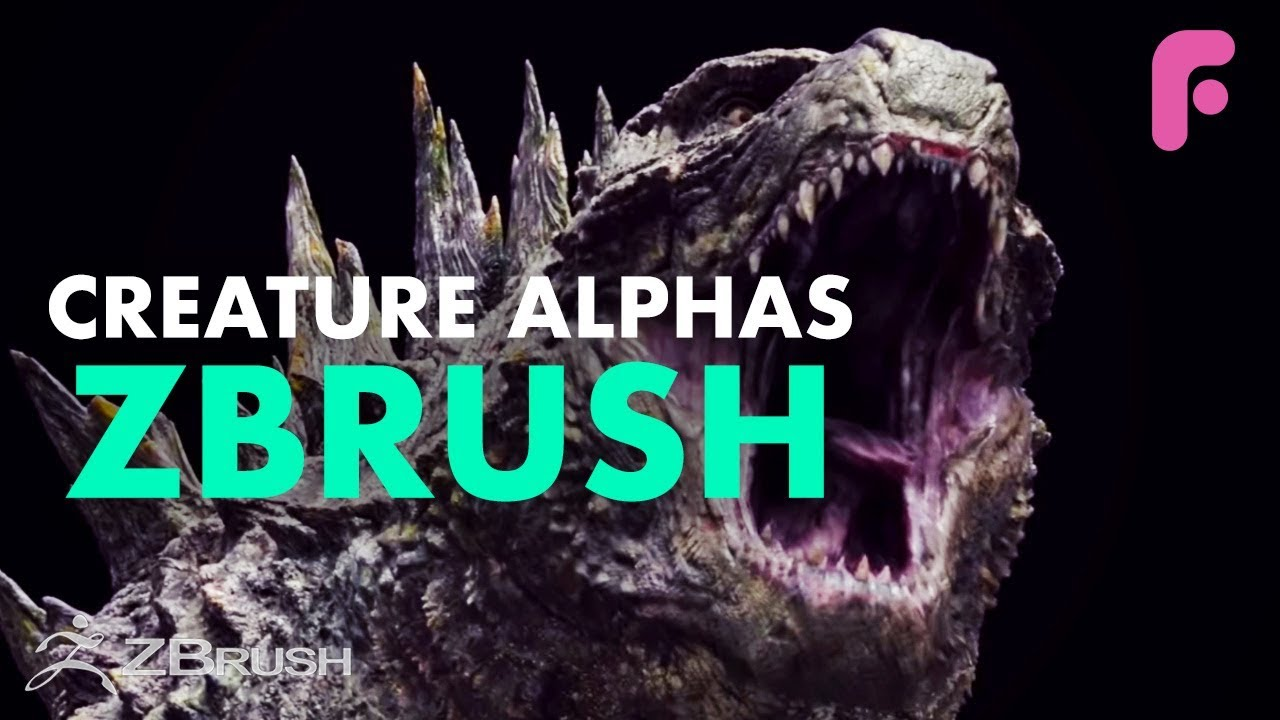 Creating brush alphas for Zbrush/Blender (+ FREE alphas giveaway