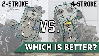 2-stroke VS 4-stroke | Offroad Engineered