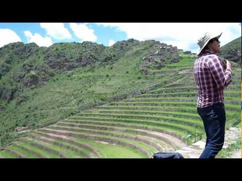 Johan, tour guide from Peru.