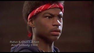 Rufus & Chaka Khan - Ain't Nobody (Official Video Clip)