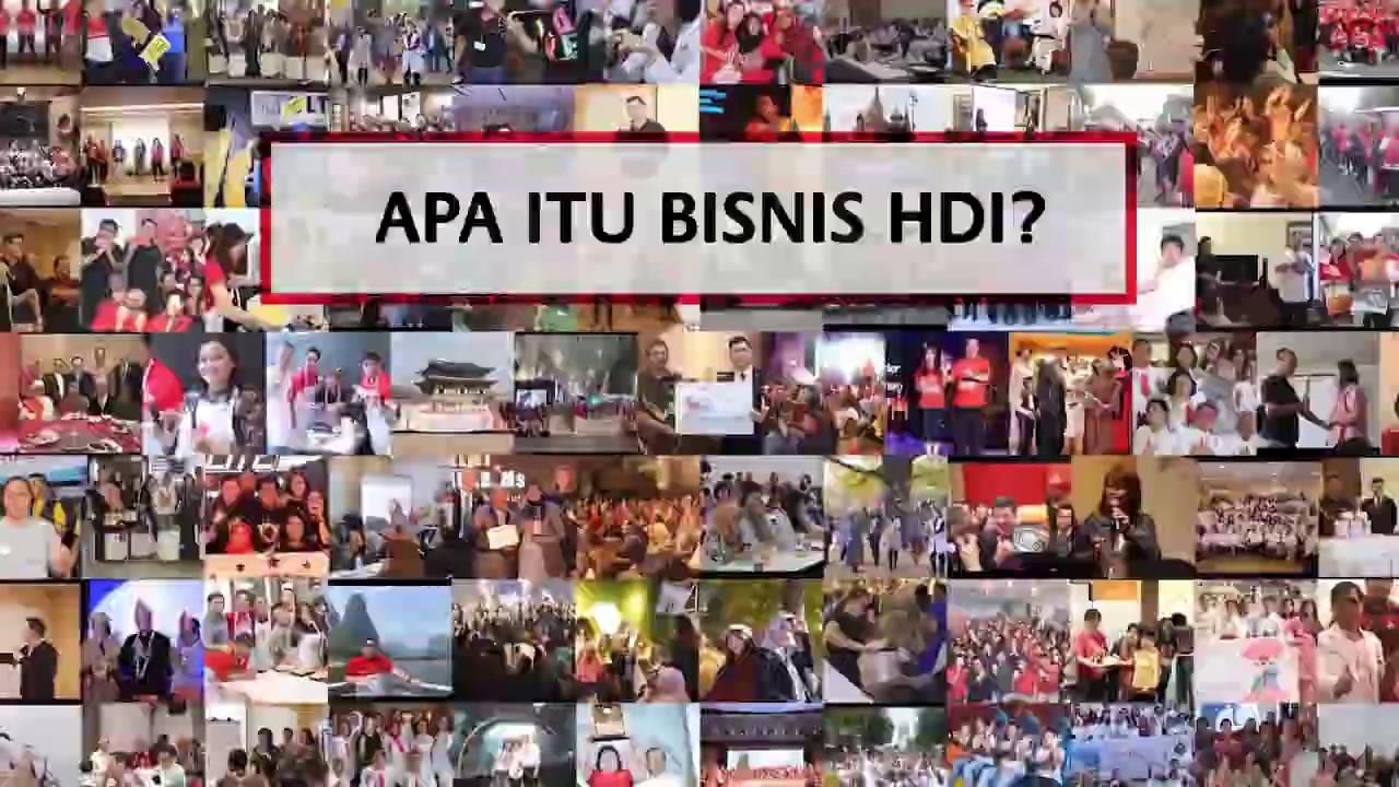 Apa Itu Bisnis HDI? - YouTube