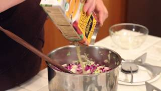 Recipe For Sweet & Sour Cabbage Soup : Tasty Meals