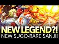 V2 SANJI VINSMOKE! Legend Overview! Thoughts & Opinions! (One Piece Treasure Cruise)