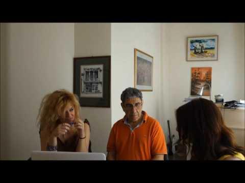 Συνέντευξη Εύας Αποστολάτου στον SYMBAN WORLD RADIO