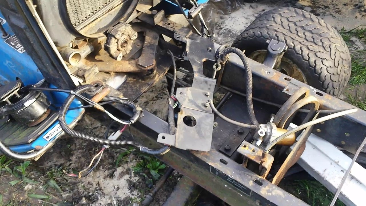 medium resolution of ford lgt14d compact tractor kubota iseki shibaurae643 kubota d662 617cc jacobsen shibaura st440