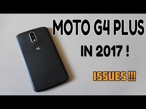 Moto G4 Plus With Nougat In 2017 !!