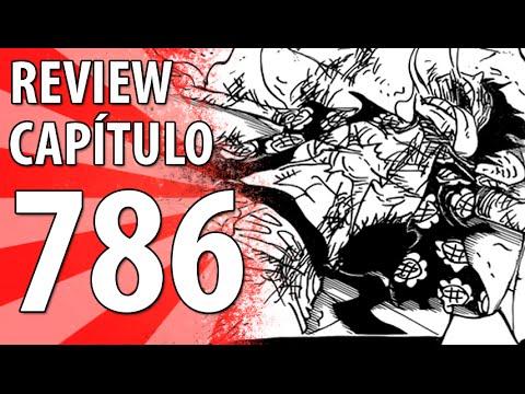Review - One Piece Capítulo 786 - A VIRADA DE DOFLAMINGO, LUFFY É DERROTADO? - YouTube