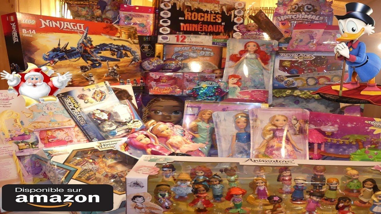 18 idées cadeaux de Noel pour Garçon et Fille de 4 à 8 ans