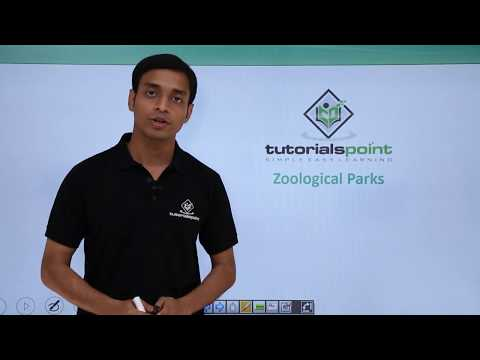 The Living World - Zoological Parks