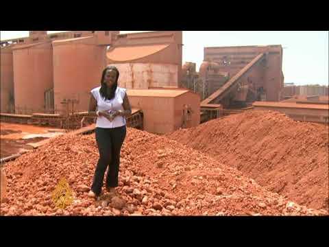 China Bets Big On Guinea's Bauxite - 08 Nov 09