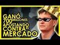 THE BIG SHORT: El TRADER que Gano 700 Millones con la CRISIS SUBPRIME de 2008