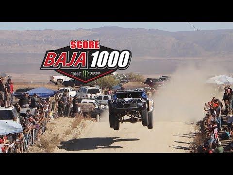 Baja 1000 Jumps   Ojos Negros   2018