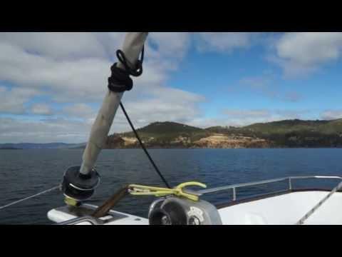 Tasmania Bound Vol 35 Hobart to Port Davey
