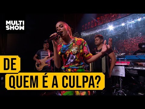 De Quem É A Culpa  Anitta canta Marília Mendonça  Anitta Entrou No Grupo