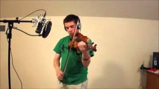 Dance Again (Violin Cover) - Jennifer Lopez feat. Pitbull - Nathan Hutson