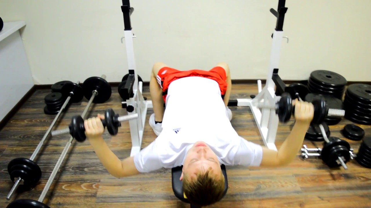 Купить гантели Barbell Atlet. Магазин Sportlim.ru. - YouTube