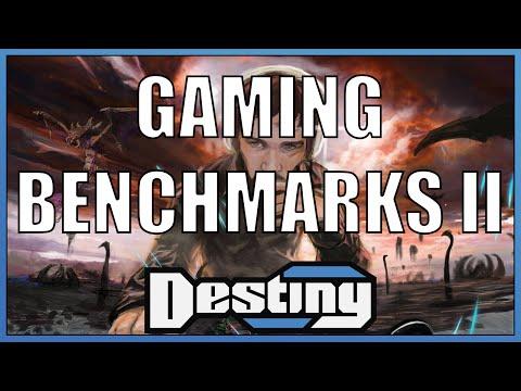 Gaming Benchmarks II