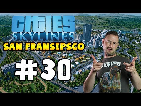 Sips Plays Cities Skylines (25/4/2018) #30 - kid drop off location