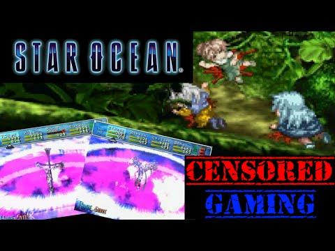 Star Ocean (Series) Censorship Part 1 - Censored Gaming