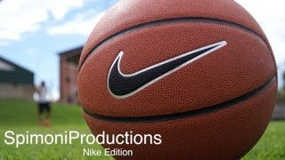 Nike Basketball Trick Shots | SpimoniProductions