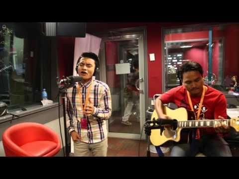 Tanpa Arah- Syafeek Ikhwan Live @ Carta Hits Gegar