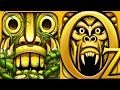 Temple Run 2 Lost Jungle VS Temple Run Oz Android iPad iOS Gameplay HD